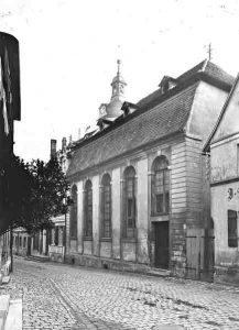 Die Synagoge von Ansbach | The Synagogue of Ansbach