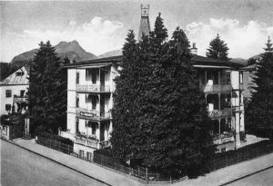 Bad Reichenhall: Villa Morgenroth