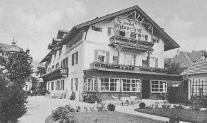 "Pension ""Ohlsenhof"" in Garmisch-Partenkirchen"