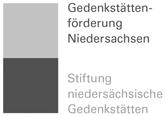 Logo Stiftung niedersächsische Gedenkstatten