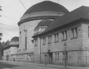 Die ehemalige Synagoge in Offenbach | The former Synagogue in Offenbach